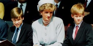 cropped Royal news Diana was very anxious about the treatment of Harry and William Image GETTY