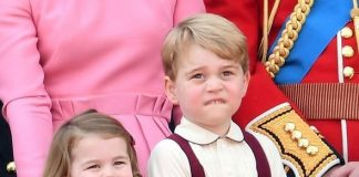 cropped Royal news How Prince George celebrated his birthday Image GETTY