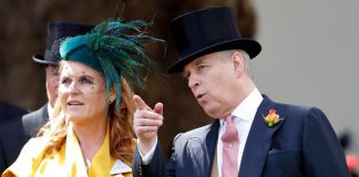 cropped Sarah Ferguson opens up about living with my handsome prince Prince Andrew see video Photo C GETTY IMAGES