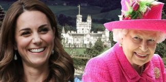 cropped The Queen let Kate Middleton break royal protocol in royal visit to Balmoral Image Getty