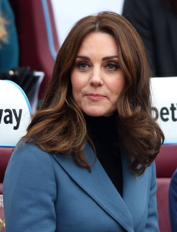 A BA source claimed Kate is down to earth Image GETTY