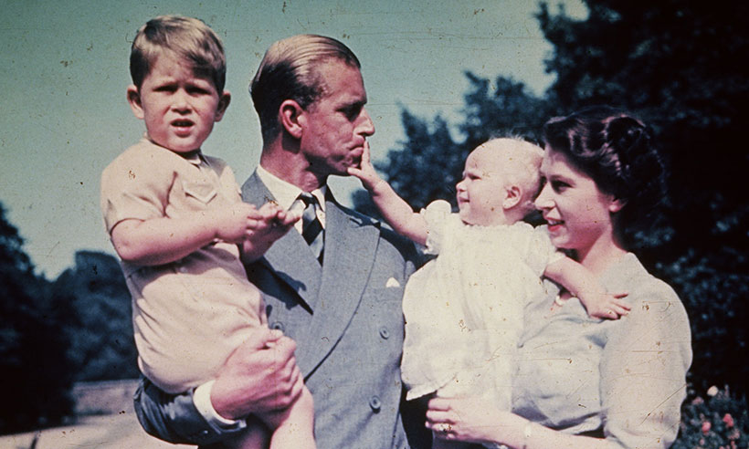 A closer look at Princess Annes special bond with her father Prince Philip Photo C GETTY IMAGES
