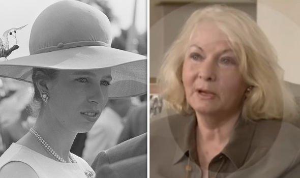 Anne in Pat Billington in Image GETTY CHANNEL YouTube laduchesse
