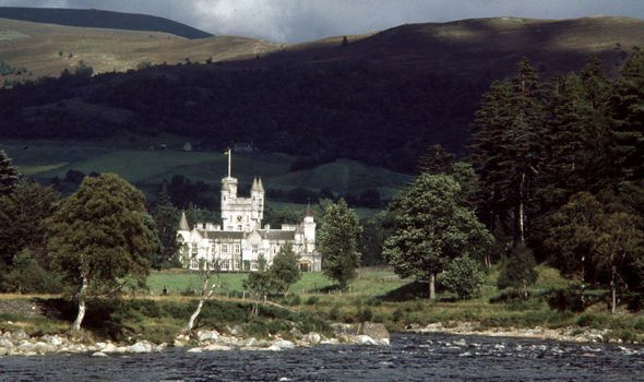 Balmoral Castle Image Getty