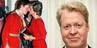 Charles th Earl Spencer was Dianas younger brother Image GETTY