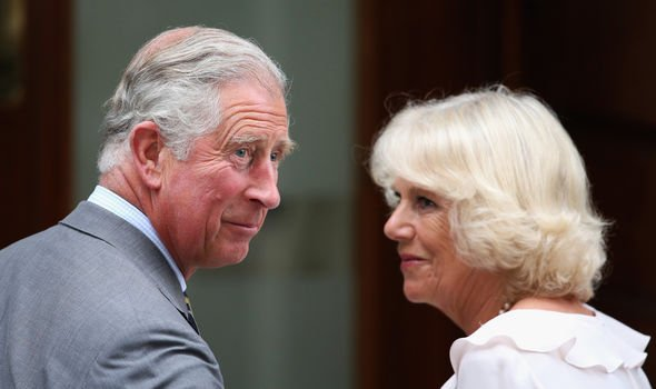 Charles and Camilla have now been married for years Image GETTY
