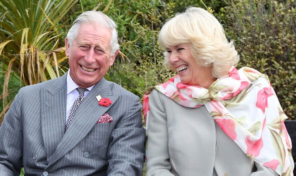 Charles and Camilla tied the knot in Image GETTY