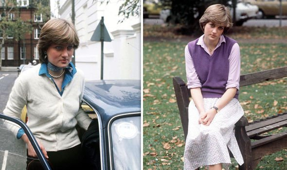 Charles and Diana started their romance in Image Getty