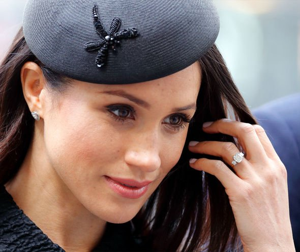 Cressida Bonas engagement Meghan Markle's ring is worth around £ according to an expert Image GETTY