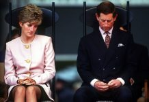 Diana and Charles relationship was troubled Image GETTY