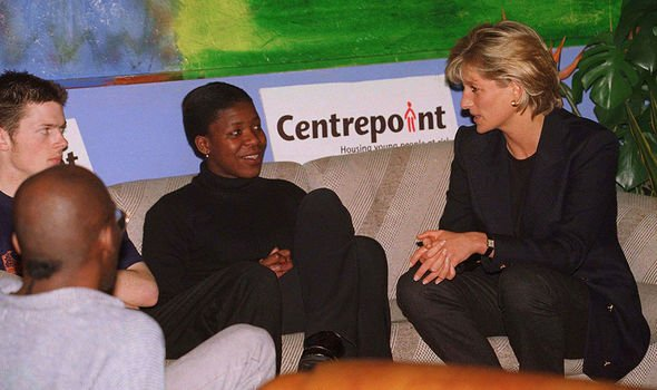 Diana had homelessness at the forefront of her humanitarian causes Image Getty Images