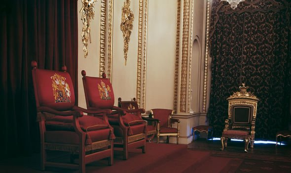Drawing Room The throne room is accessible too Image GETTY