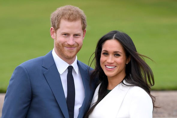 Her appointment comes as the Sussexes battle a media storm Image GETTY