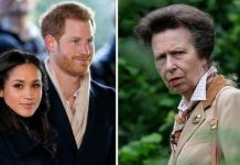 How Princess Anne might have revealed decision behind Meghan and Harrys private travels Image GETTY