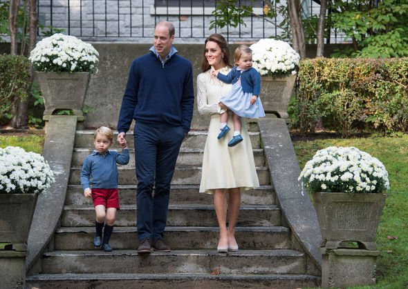 Kate Middleton She arrived in Scotland with Prince William and their three children Image GETTY