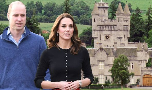 Kate Middleton and Prince William are delaying their trip to Balmoral Image GETTY