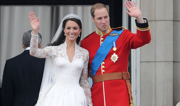 Kate Middleton and Prince William married ten years after they first met Image Getty