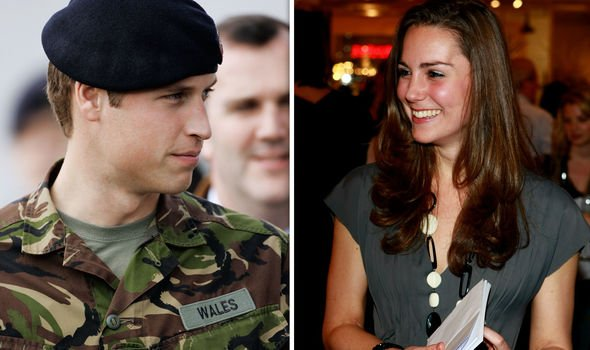 Kate Middleton and Prince William pictured in Image Getty