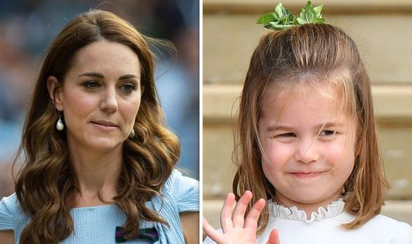 Kate Middleton feared for her daughter Princess Charlotte the day she was born Image GETTY