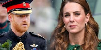 Kate Middleton heartbroken Kate and Prince Harrys friendship is not as strong as it used to be Image GETTY