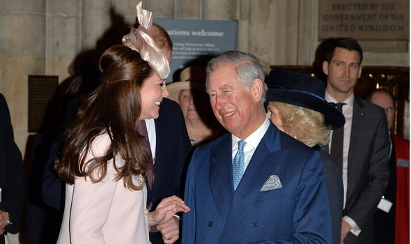 Kate Middleton news Kate and Prince Charles bonded overhunting in Image GETTY