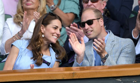 Kate Middleton news Many commenters nominated Prince William and Kate Middleton Image GETTY
