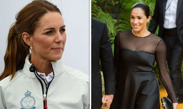 Kate Middleton pregnant Why Meghan and Kate Middleton will never be pregnant at same time Image GETTY