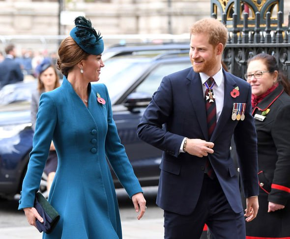 Kate Middleton snub Kate and Harry still value aspects of their friendship Image GETTY