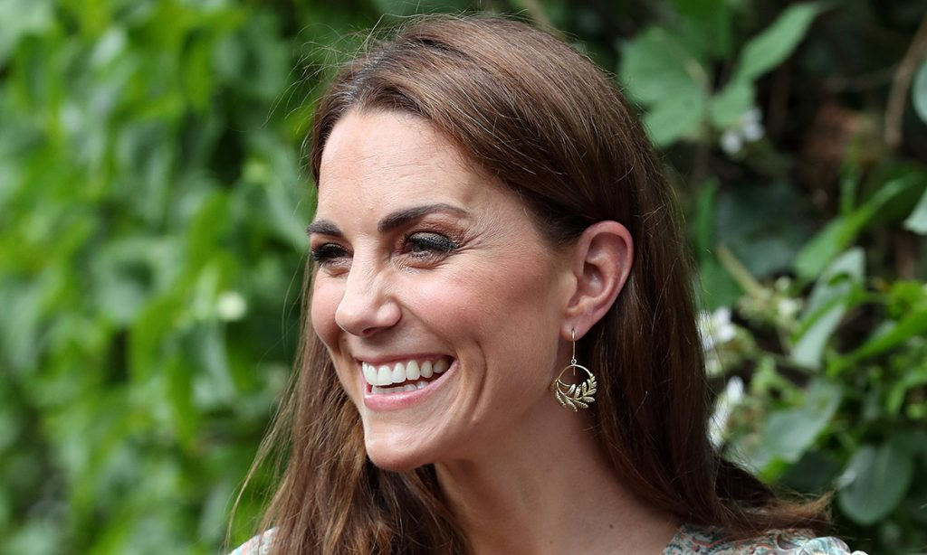 Kensington Palace shares gorgeous new photo of Kate Middleton for special occasion Photo C GETTY IMAGES
