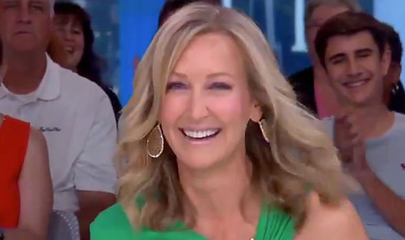Lara Spencer burst out laughing after attacking Prince George Image GMA