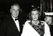 Lord Mountbatten and Lady Pamela Image GETTY
