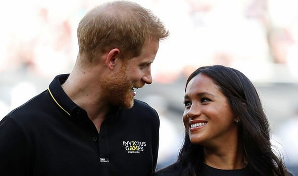Meghan Markle and Prince Harry first started dating in Imag Getty