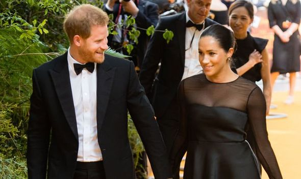 Meghan Markle and Prince Harry have appointed an influential media executive Image GETTY