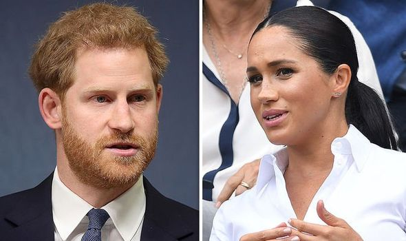 Meghan Markle and Prince Harry have face criticism over using private jets Image GETTY