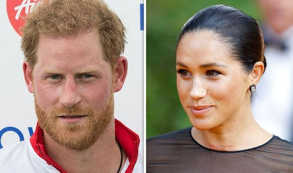 Meghan Markle and Prince Harry have faced criticism in recent months Image GETTY