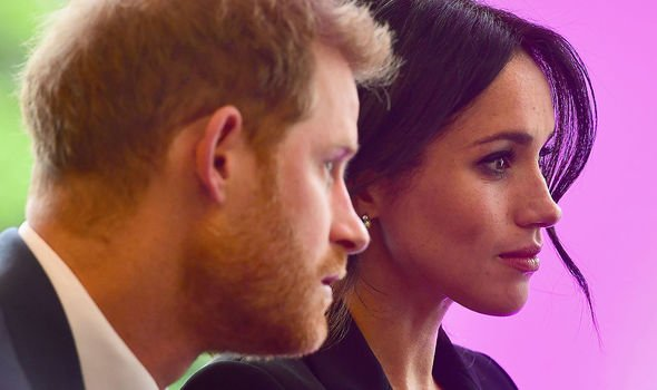 Meghan Markle and Prince Harry have ramped up their privacy demands Image GETTY
