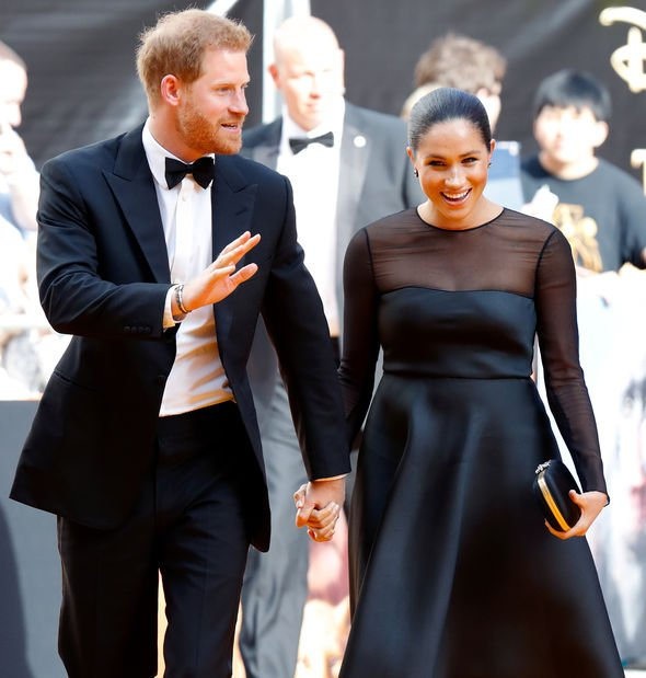 Meghan Markle and Prince Harry may not have more than two children Image GETTY