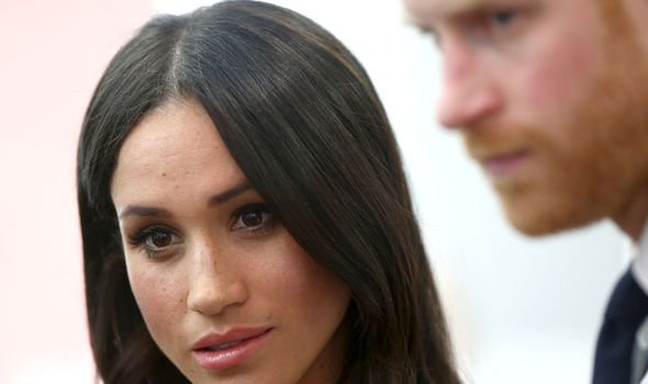 Meghan Markle and Prince Harrys new private secretary is a former British Ambassador Image GETTY