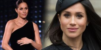 Meghan Markle could choose to adopt her next baby according to reports Image GETTY