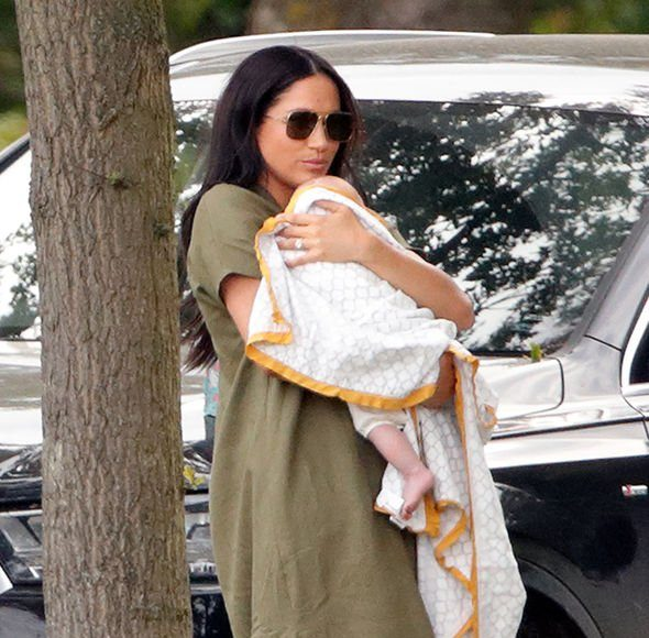 Meghan Markle has been accused of sparking resentment Image GETTY