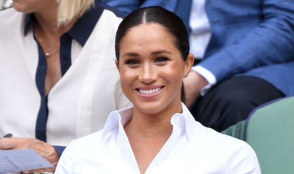 Meghan Markle has received a mixed reception since joining the Royal Family Image Getty