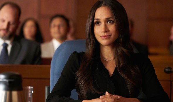 Meghan Markle news Meghan starred as Rachel Zane in the popular USA drama Suits Image Getty