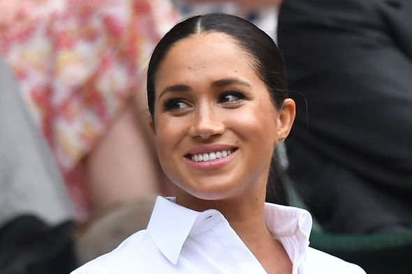Meghan Markle to adopt Meghan became a mother for the first time in May Image GETTY