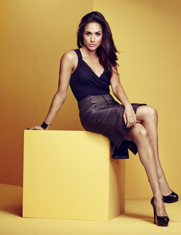 Meghan Markle was a little known actress when she landed a role in Suits Image NBC Universal Media