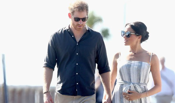 Meghan Markles love for meditation was passed on to Harry Image GETTY