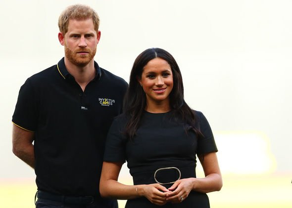 Meghan and Harry came under fire for their private jet use despite preaching to the public about saving the planet Image GETTY