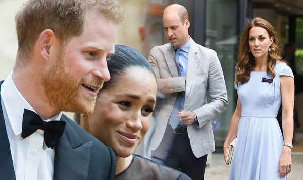 Meghan and Harrys Image GETTY