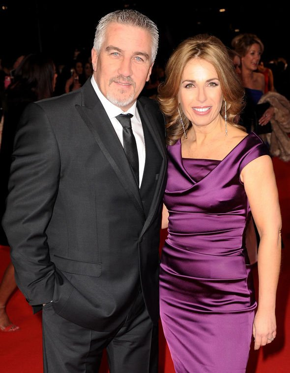 Paul Hollywood and his ex wife Alexandra Image Dave J Hogan Getty