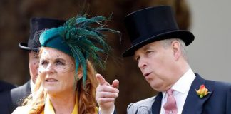 Prince Andrew and Sarah Ferguson Image GETTY