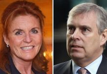 Prince Andrew has been whisked away on a romantic holiday by Sarah Ferguson Image GETTY
